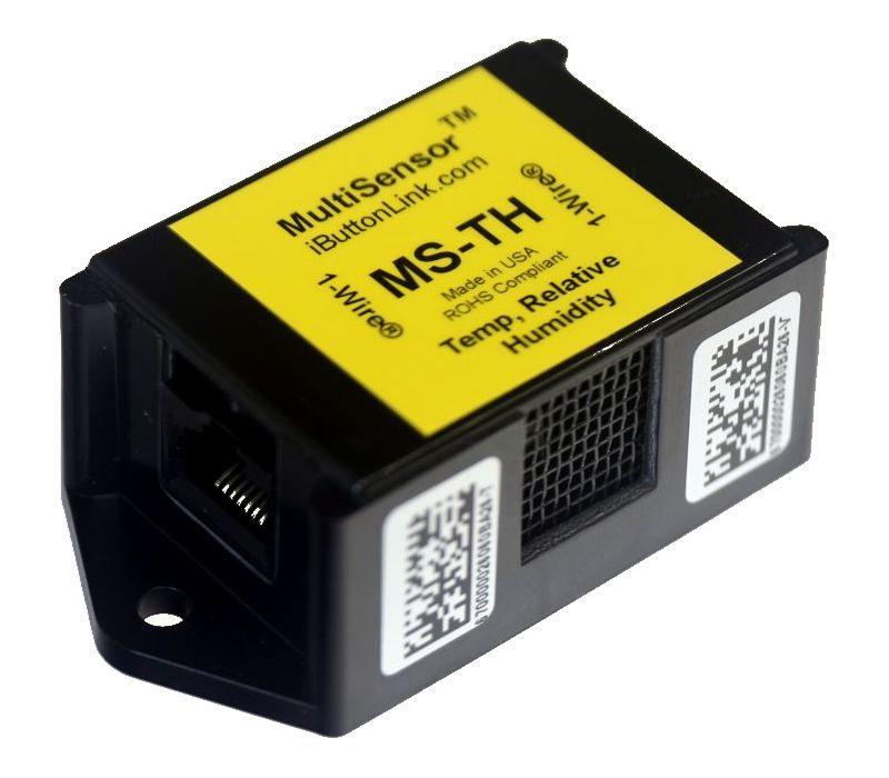 RHU 001 temperature humidity sensor module