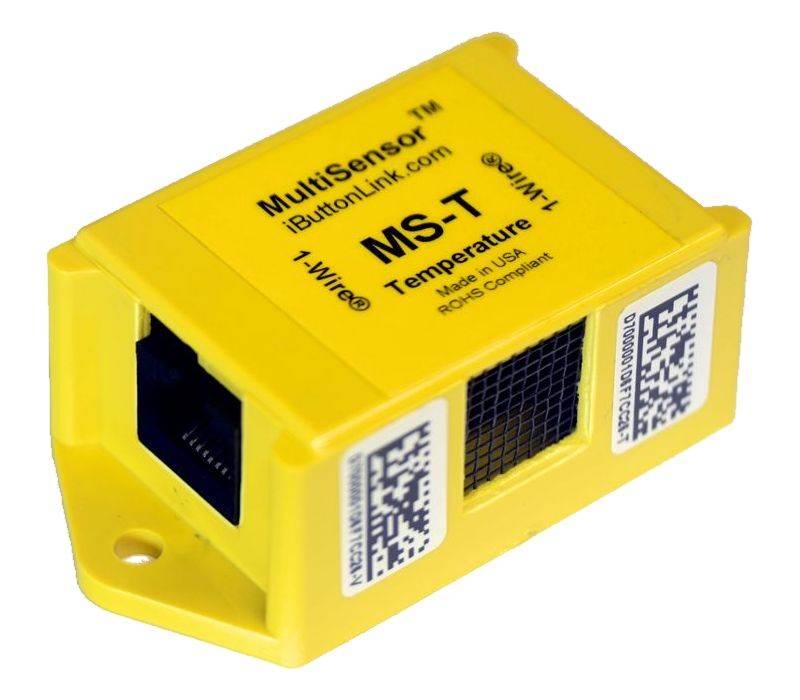 RTU 001 temperature sensor module